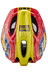 KED Meggy Bob de Bouwer helm geel/rood
